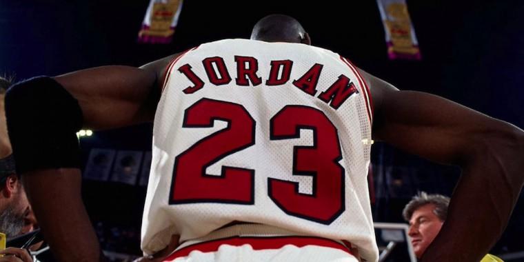 5 inspiráló motivációs lecke Michael Jordan-től