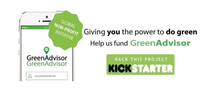 Itt az újabb nagy dobás, a GreenAdvisor!