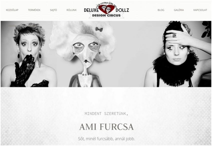Deluxe Dollz Design Cirkusz