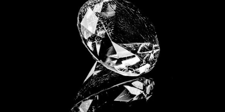 Lábad alatt a kincs , avagy mese a gyémántmezőről