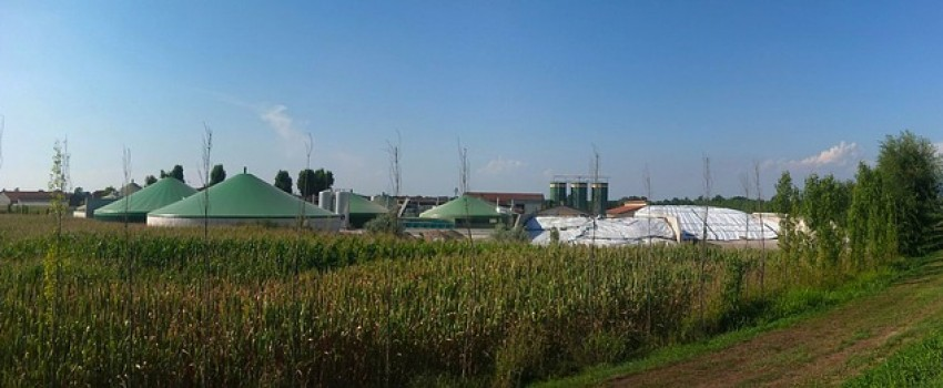 Biogáz üzem épült Tiszavasváriban