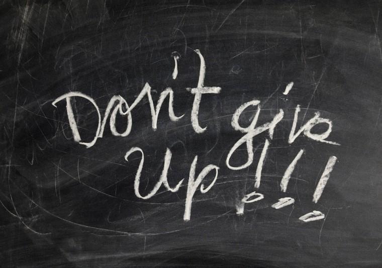 """A """"Soha ne add fel!"""" receptje - stresszről, motivációról és magáról az életről..."""