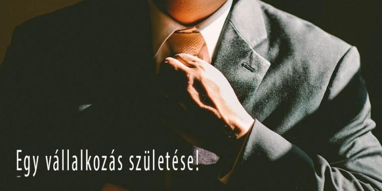 Egy vállalkozás születése és főbb állomásai 1. rész