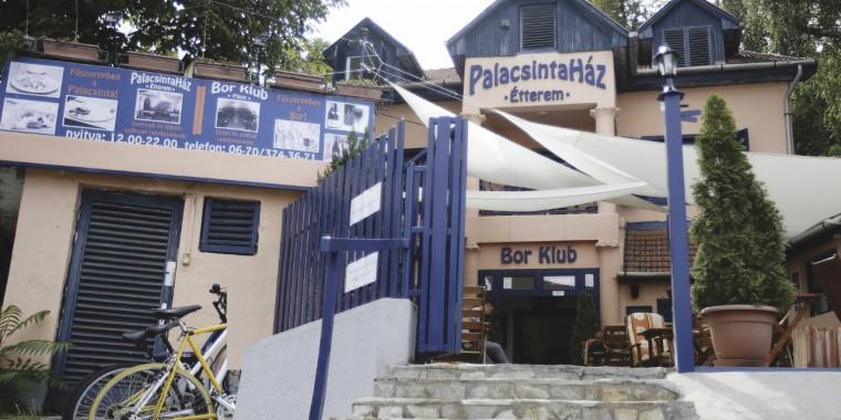 Creppy - PalacsintaHáz Étterem