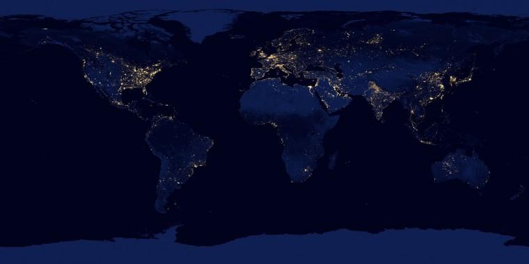 A Föld Órája 2015