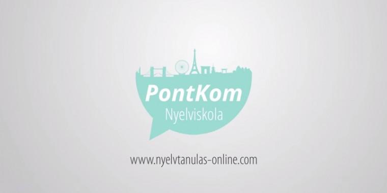 PontKom Nyelviskola - Interjú